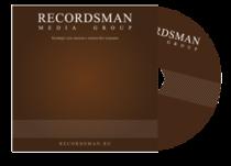 CD in cardboard envelope