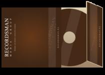 DVD in Discbox Slider